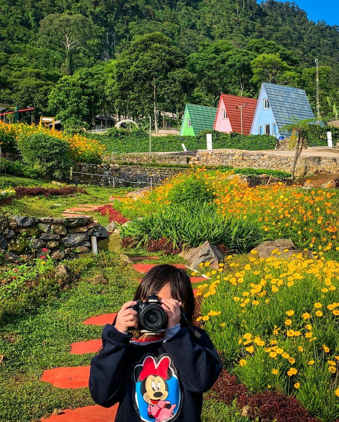 Spot Foto Nirvana Valley Resort