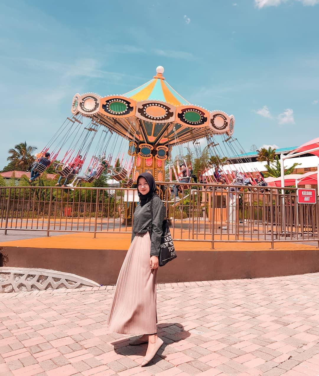 Spot Saloka Park Semarang