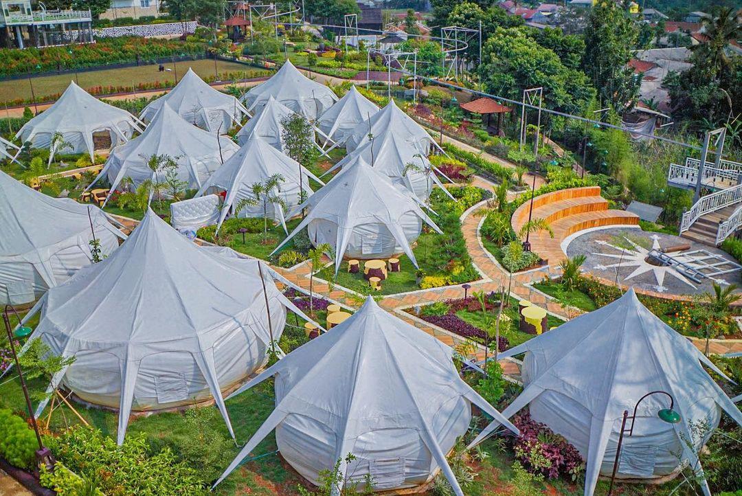 Suasana Chevilly Resort & Camp Bogor