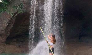 Suwat Waterfall Gianyar Bali