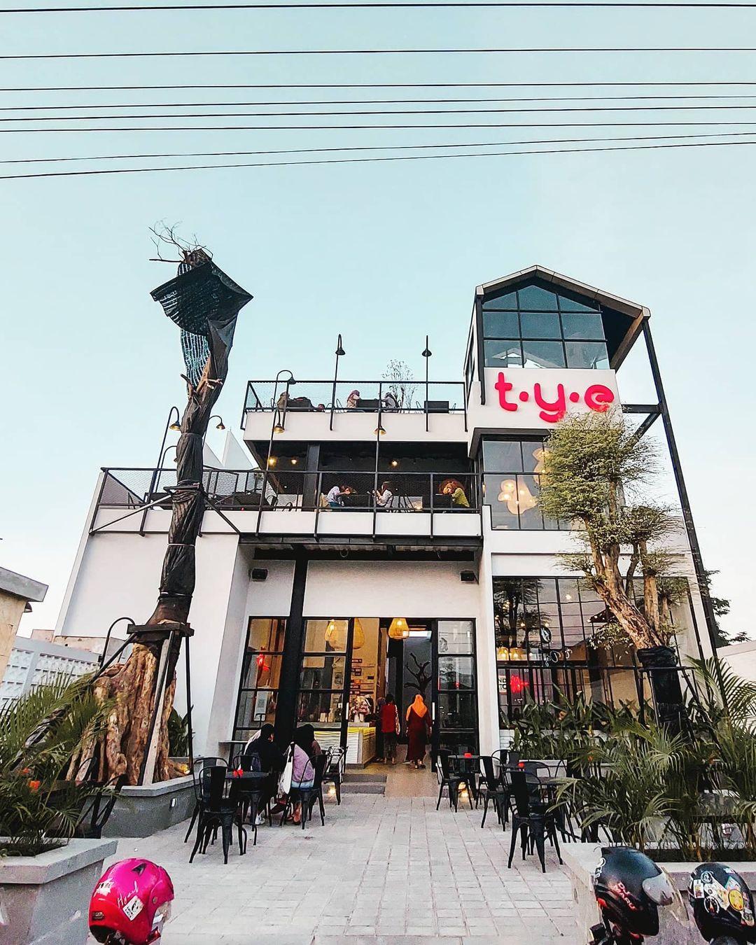 TYE Coffeehouse Sidoarjo