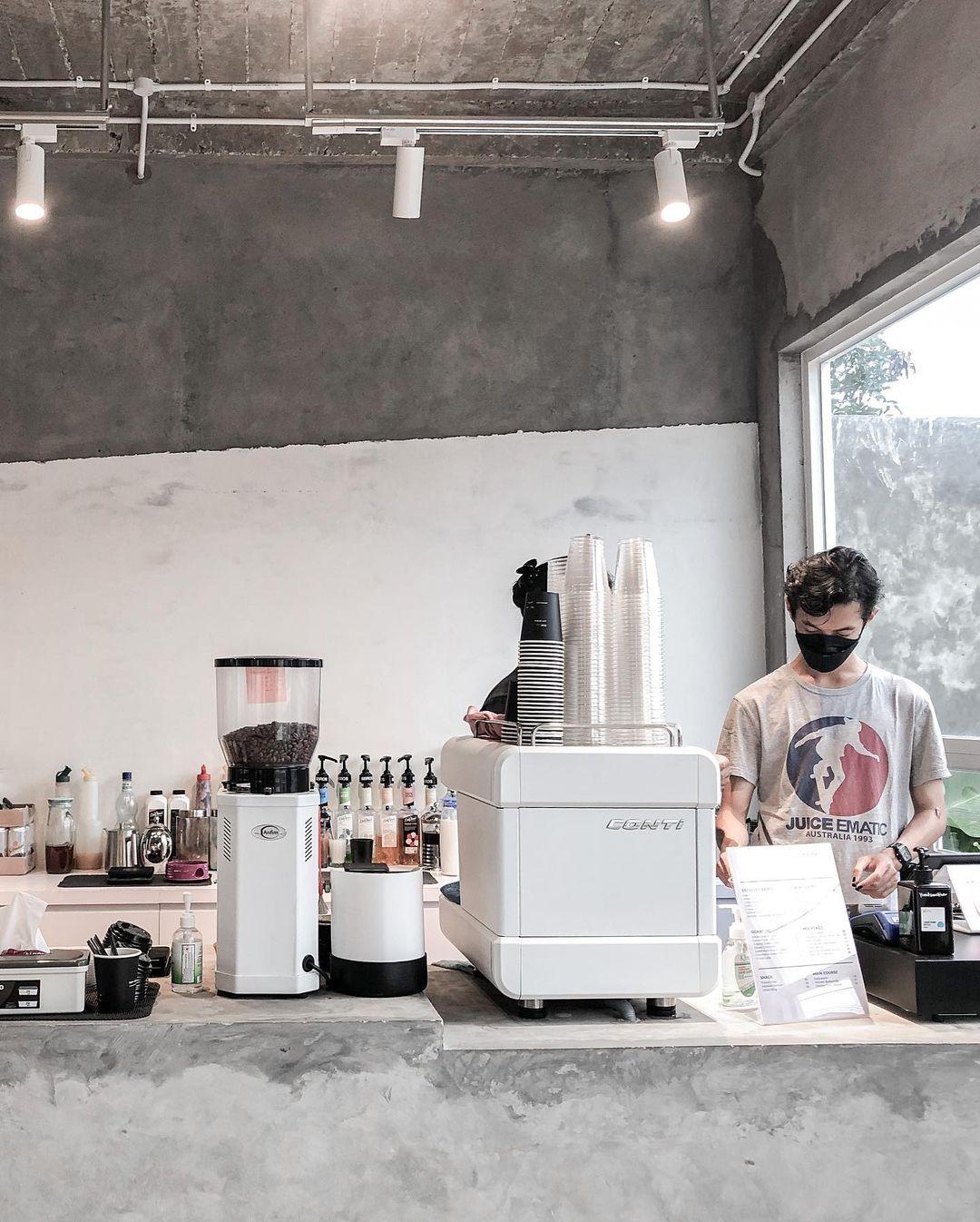 Tempat Ngopi Minimal Cafe Banjarmasin