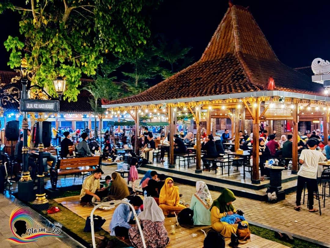 Wisata Kuliner Cilacap