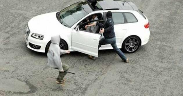 عصابة تنتحل صفة أمنية وتسلب سيارة مواطن في السويداء