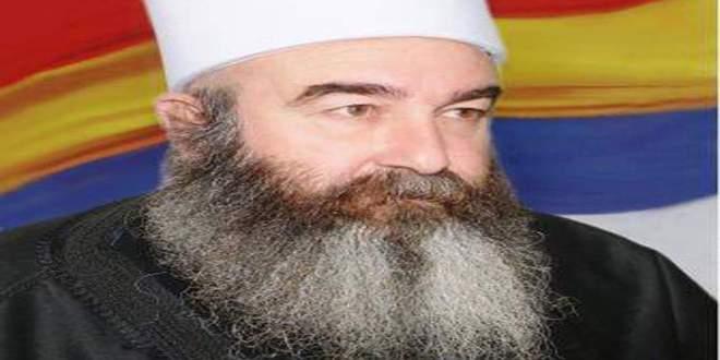 """سماحة الشيخ """"حكمت الهجري"""" يدعو لوقف الإجراءات التعسفية بحق الشعب الفرنسي والإفراج عن المعتقلين ؟!!"""
