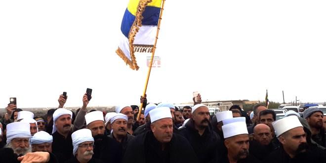رجال الكرامة تتدخل للإفراج عن مواطنين من السويداء اعتقلا تعسفاً ..!