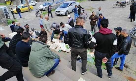 مبادرات شبابية وأهلية في #عرى و#شهبا.!