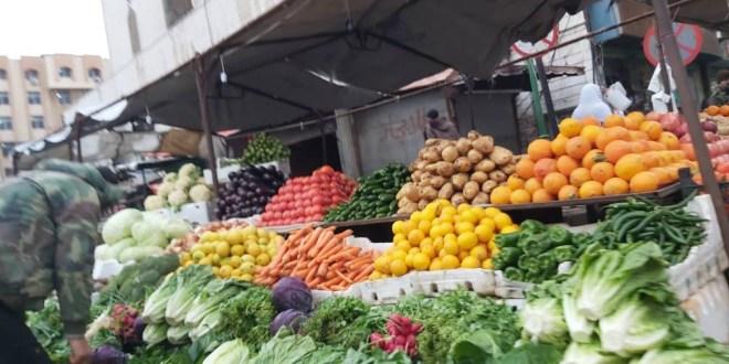 السورية للتجارة تسابق التجار على رفع أسعار السلع في #السويداء.!