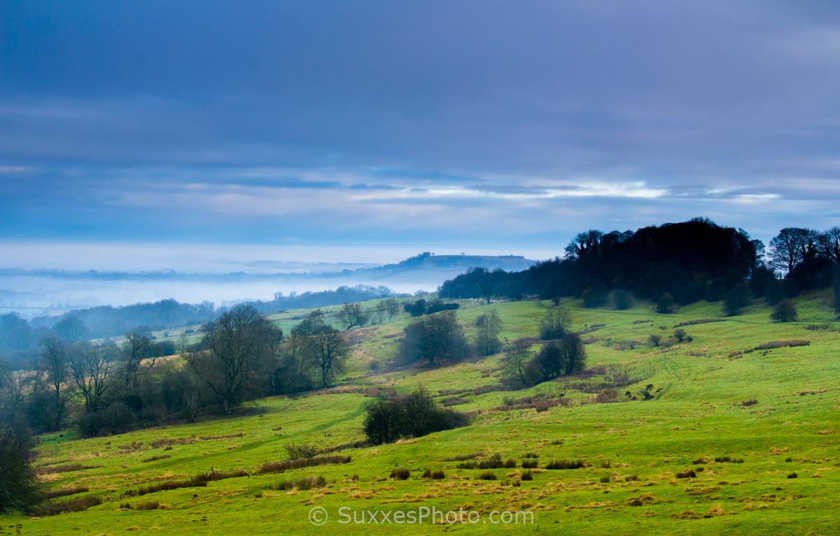 dovers hill fog