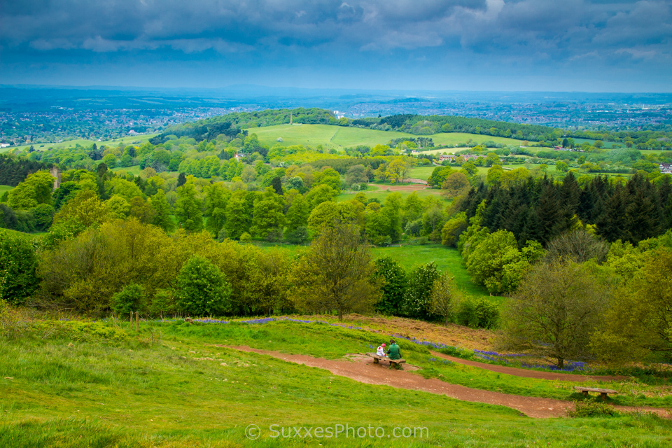 Clent Hills Worcestershire