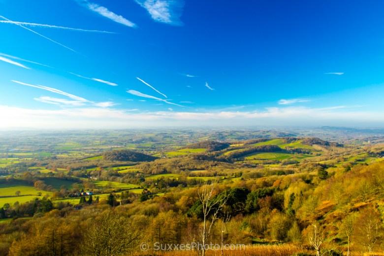 Herefordshire Malvern Hills
