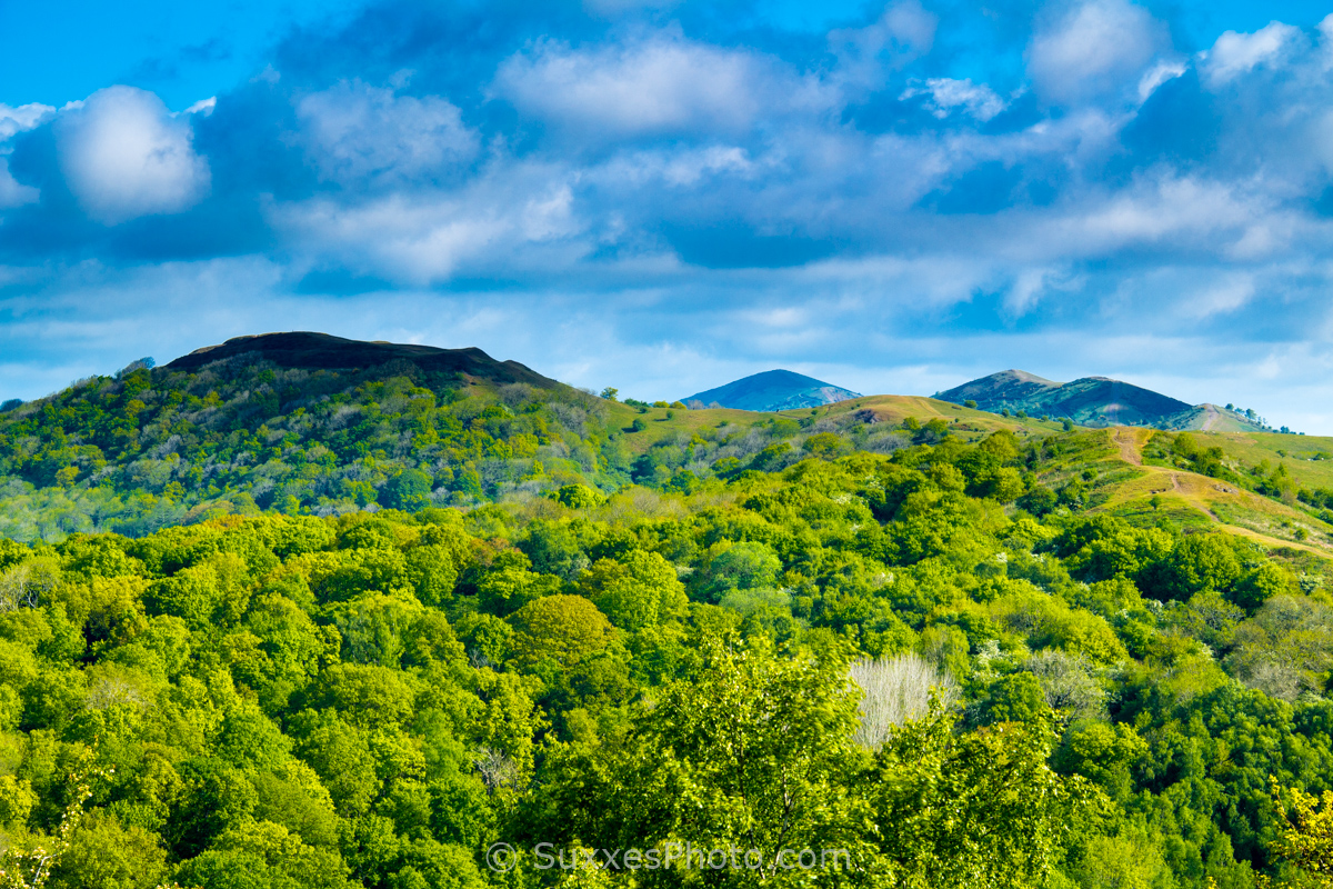 Malvern Hills beacons midsummer