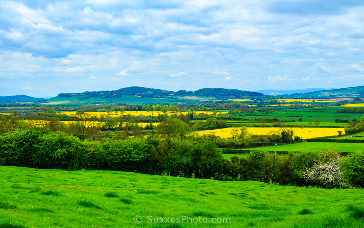 cotswold escarpment