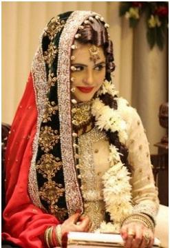 Brief Guide To Hairstyles For Pakistani Weddings All