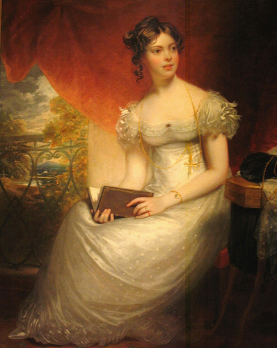 Kitty Packe--William Beechey