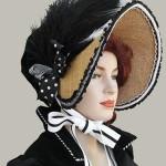 Modern reproduction Poke bonnet