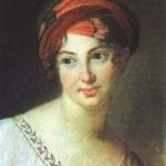 Mlle du Pront (1812) --Marie-Louise Élisabeth Vigée-Lebrun