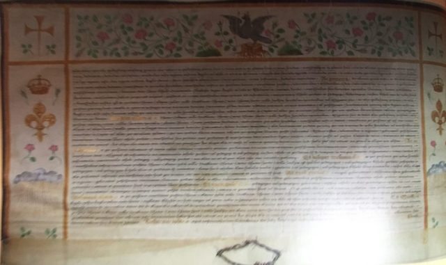 Charter f.3