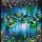 Suzanna Reeves – Water Lilies