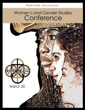 Winning Cover for a Conference at Redlands University