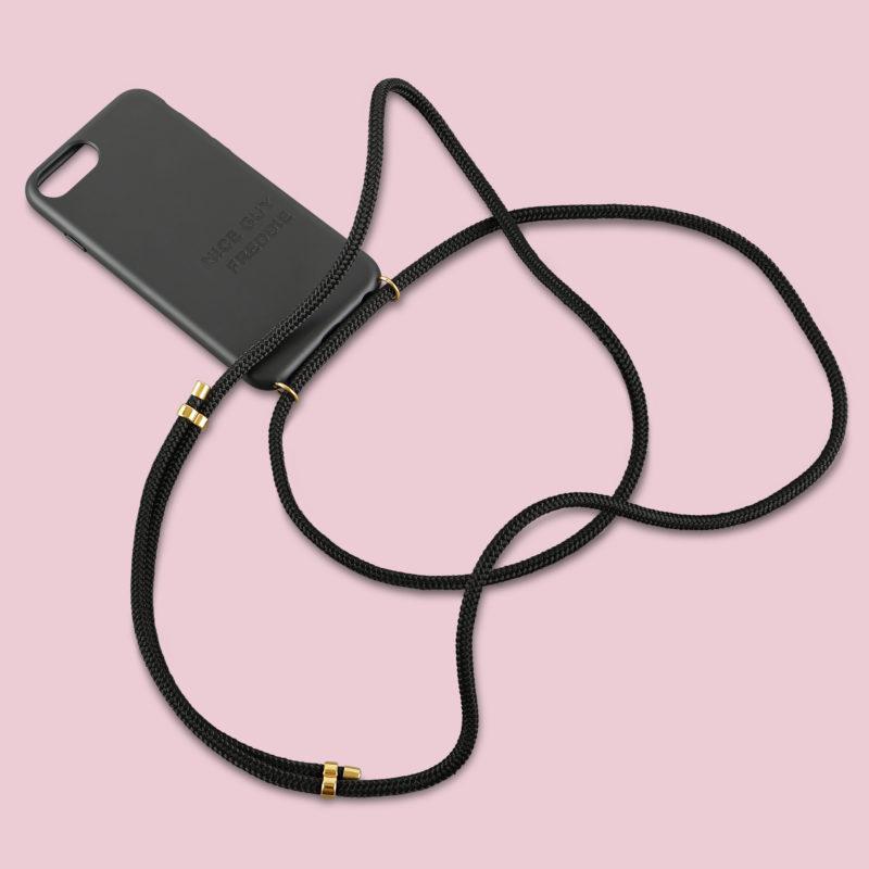 telefoonhoesje met koord