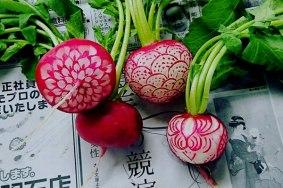 MUKIMONO-Gaku-carving-fruit-vegetable-9