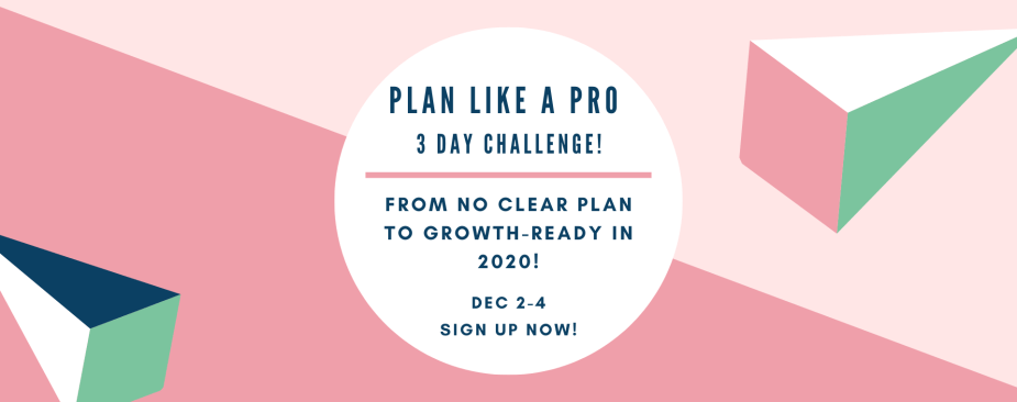 , Plan like a pro – all videos