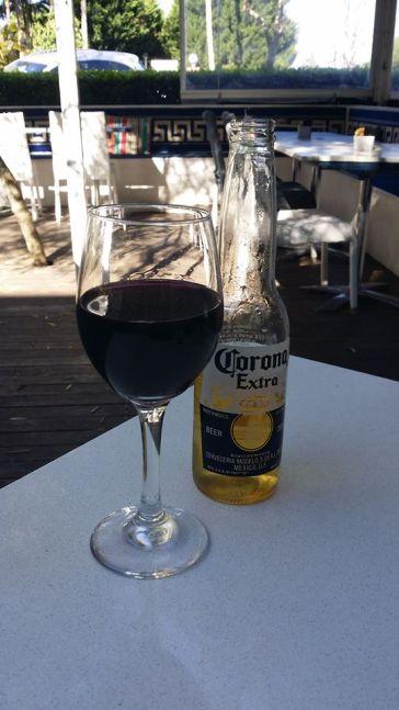 corona-and-wine