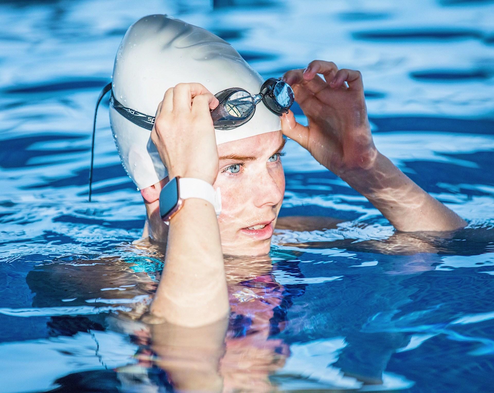 zwemschema voor beginners