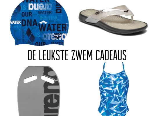 cadeaus voor zwemmers