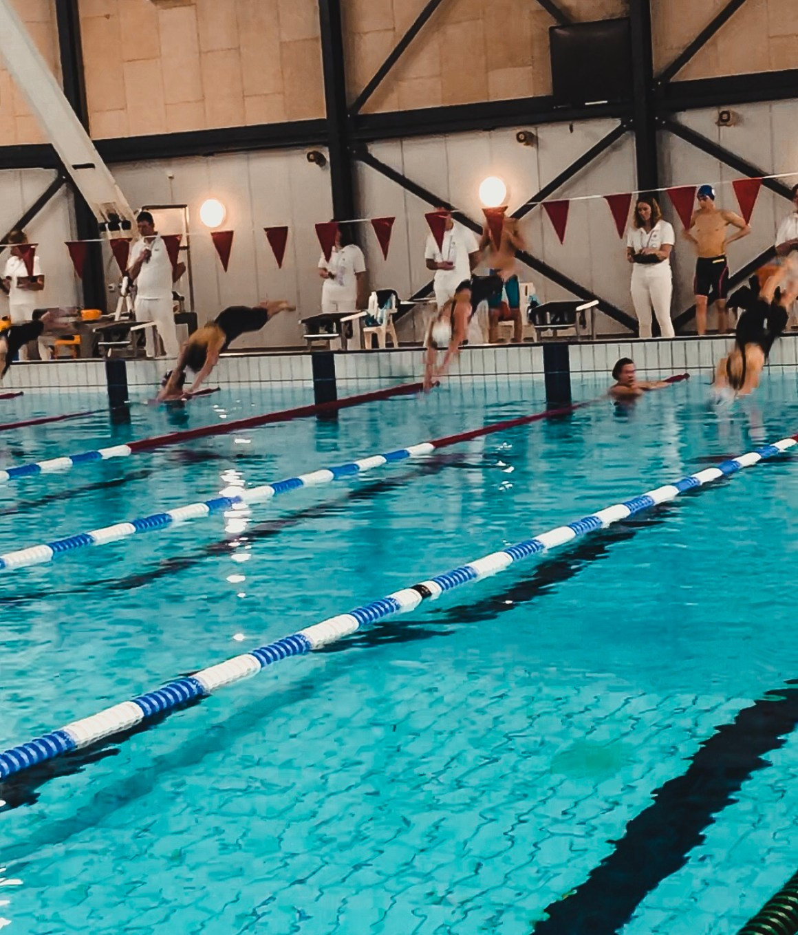 zwembad vaassen