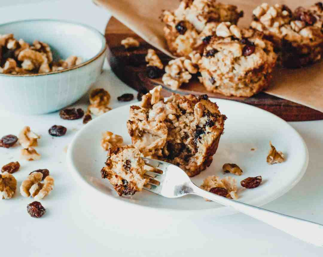 muffin met peer