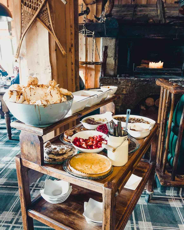 les skieurs bed & breakfast