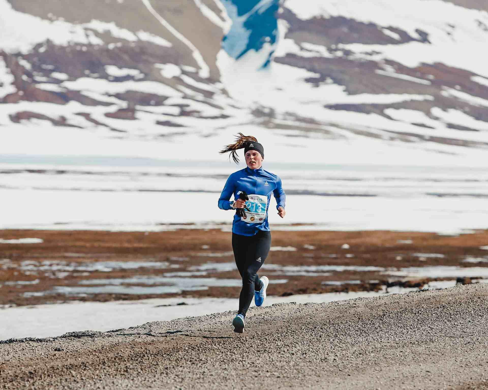 spitsbergen halve marathon 2019