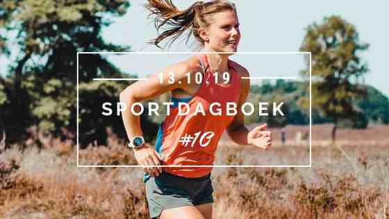 sportdagboek #10
