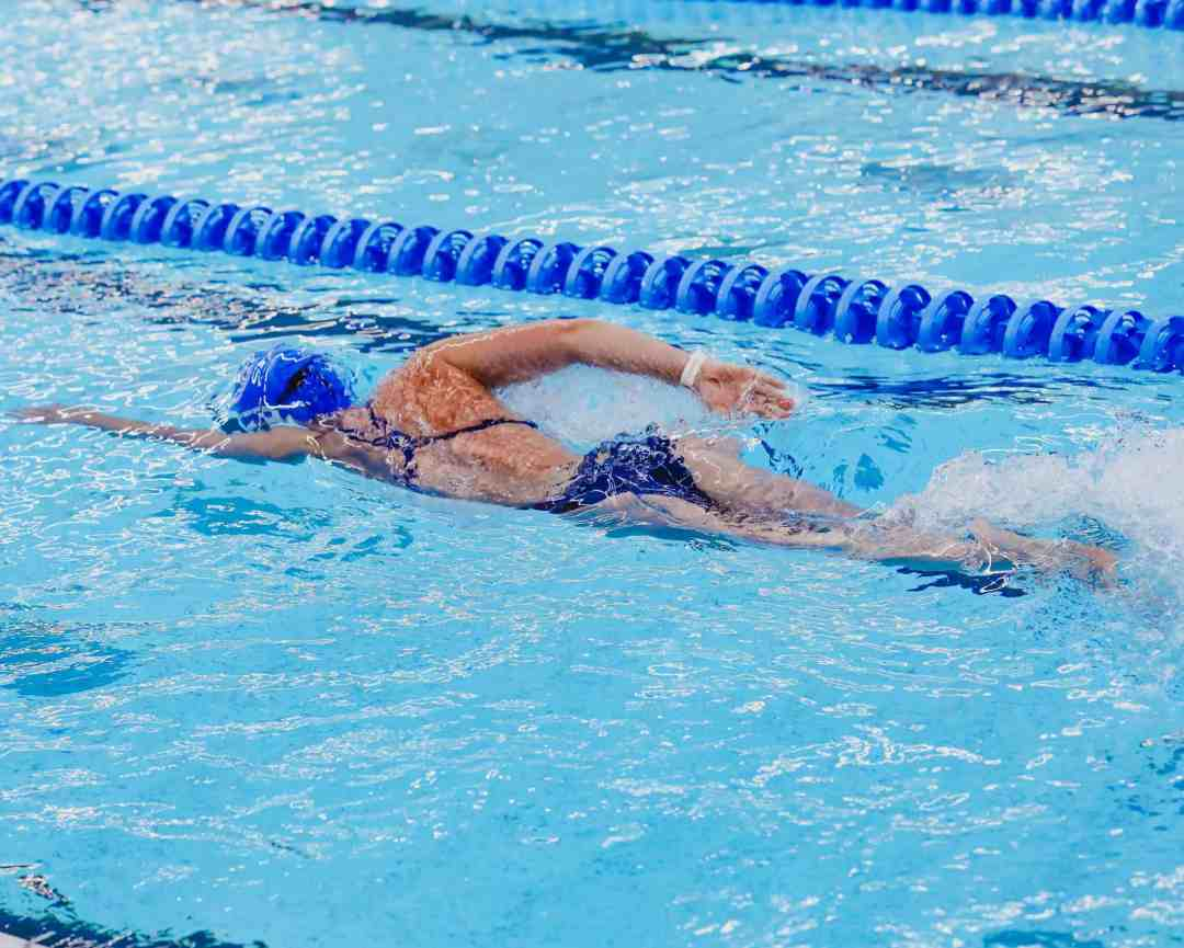 borstcrawl zwemmen suzanne brummel