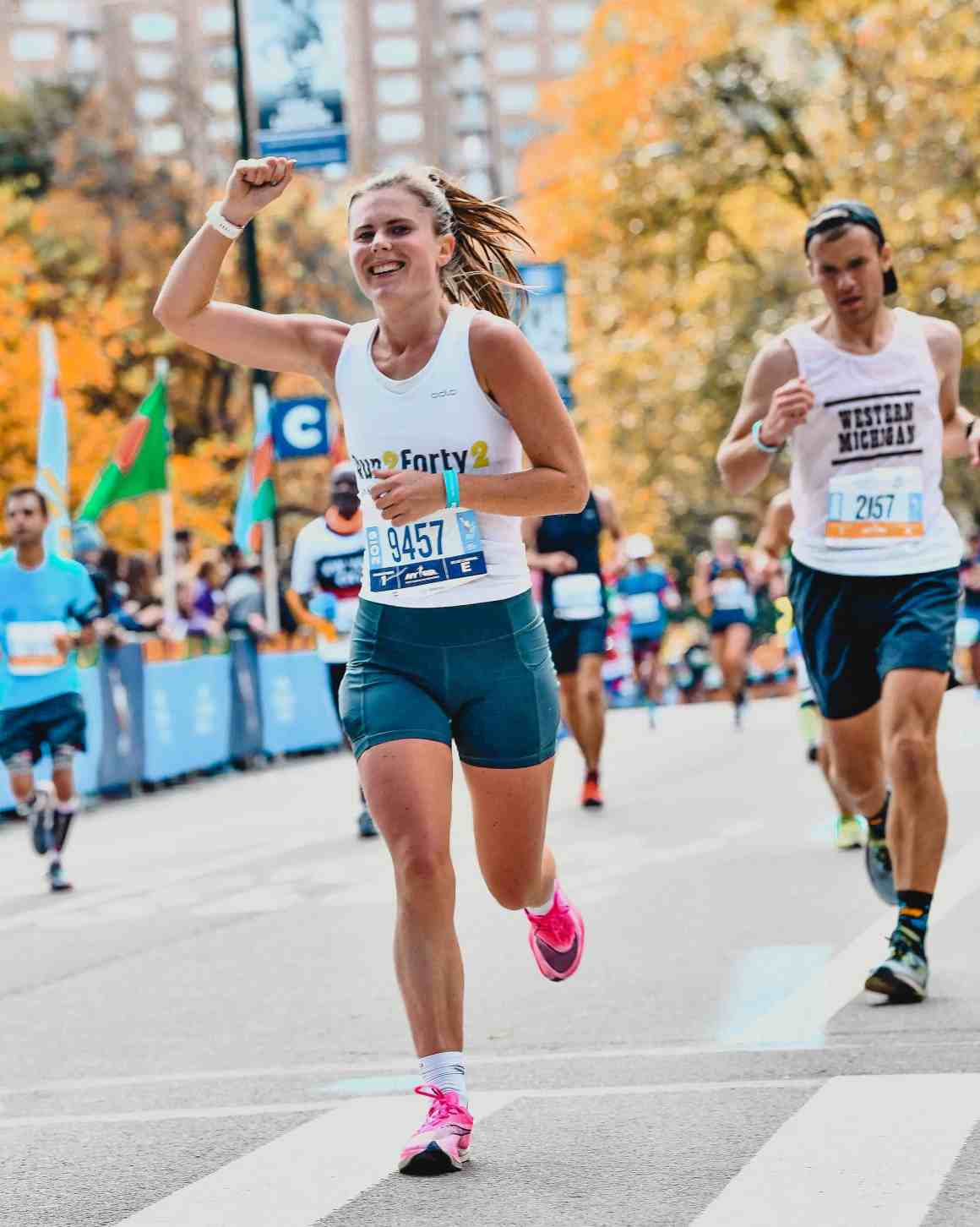 finisher new york marathon 2019