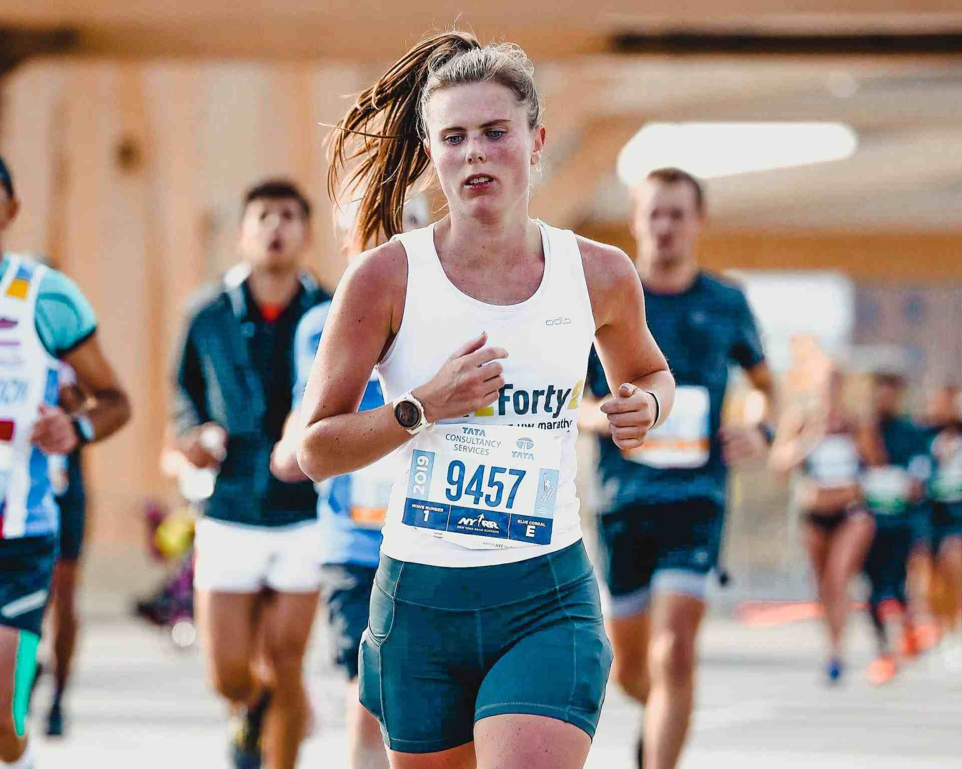 raceverslag new york marathon
