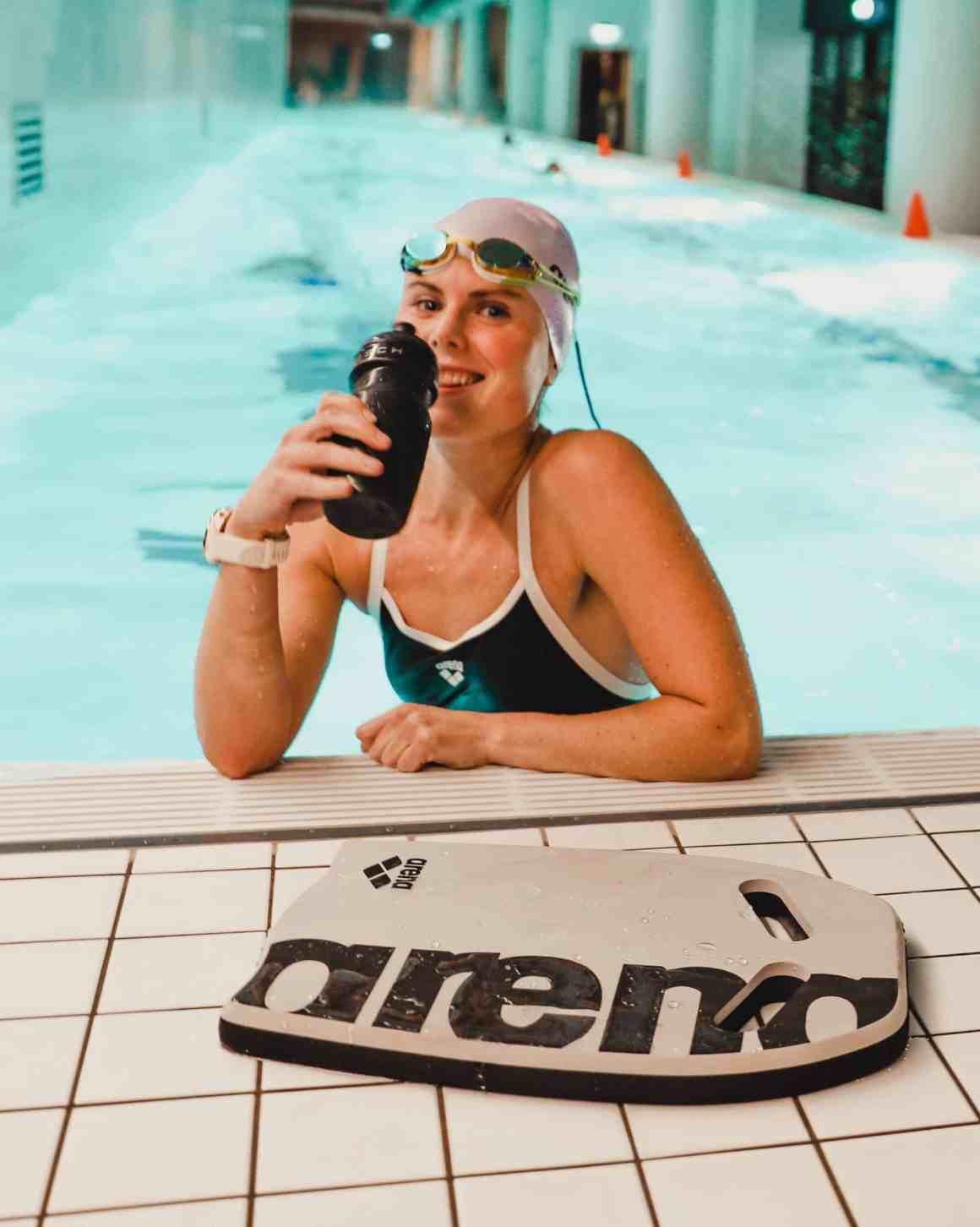 zwembad club sportive zuidas Amsterdam