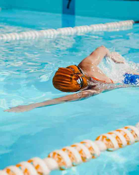 the breakout drill swimming