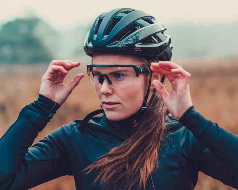 beginnen met fietsen helm en fietsbril bbb cycling