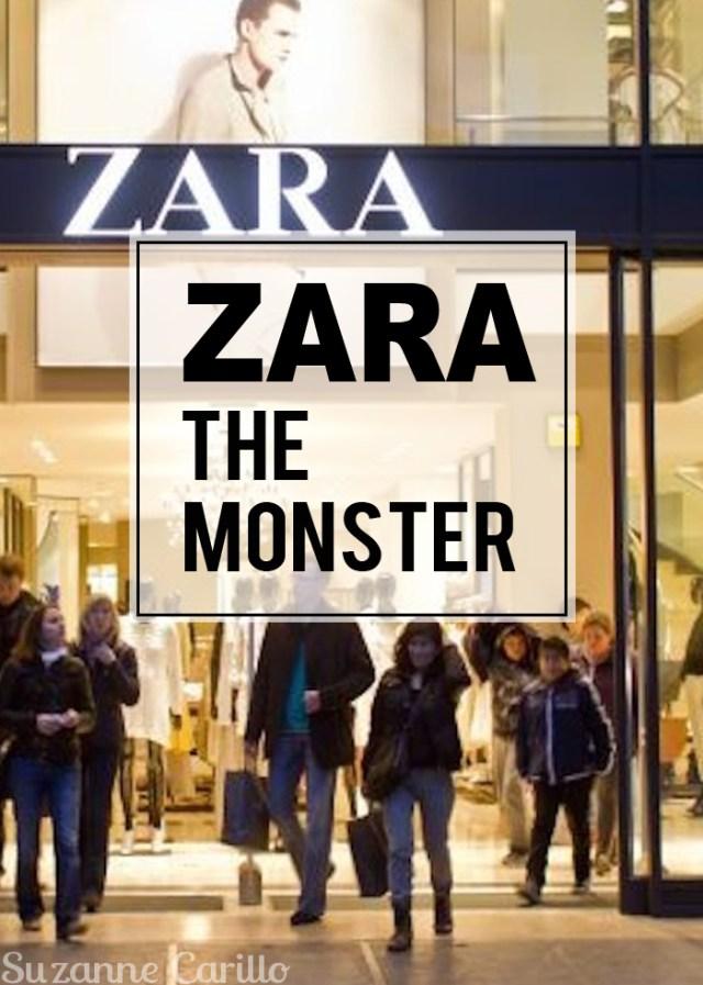 zara the monster fast fashion retailer