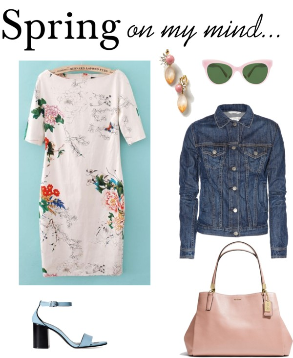 Spring on my mind...