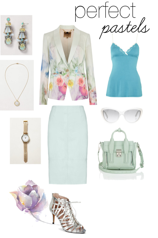 Perfect Pastels