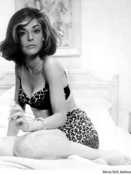 Mrs. Robinson the first cougar.