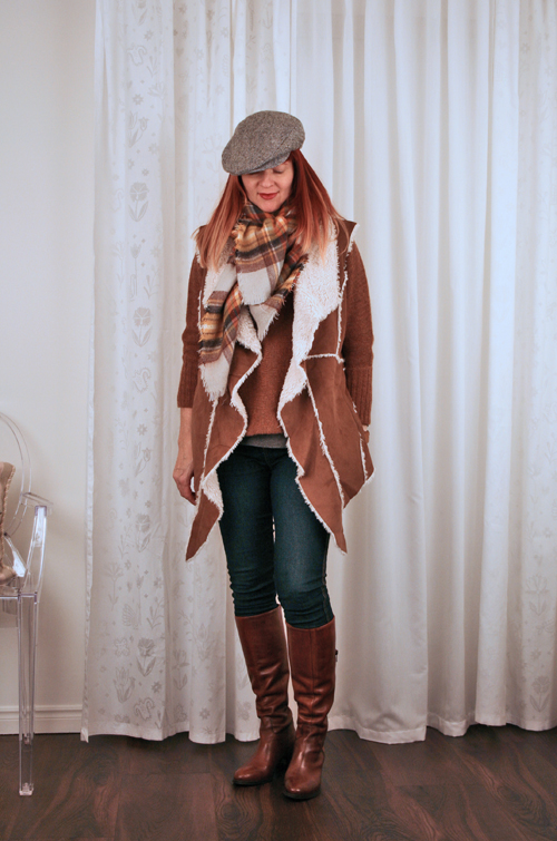 How to layer clothing for winter