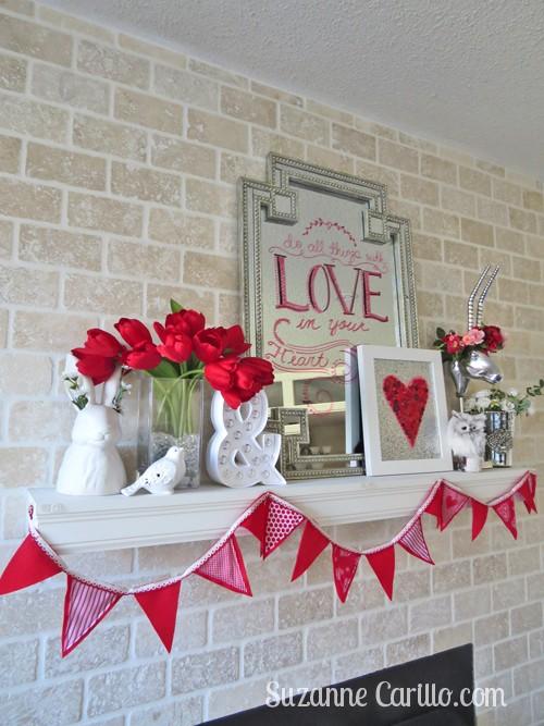 Valentines Home Decorations