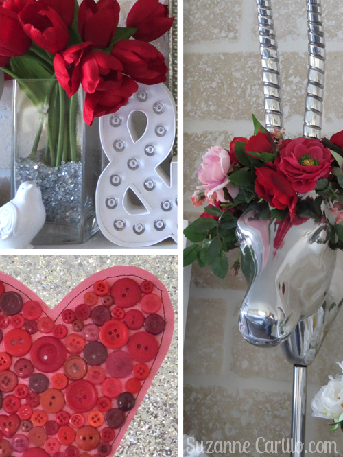 valentine home decor ideas