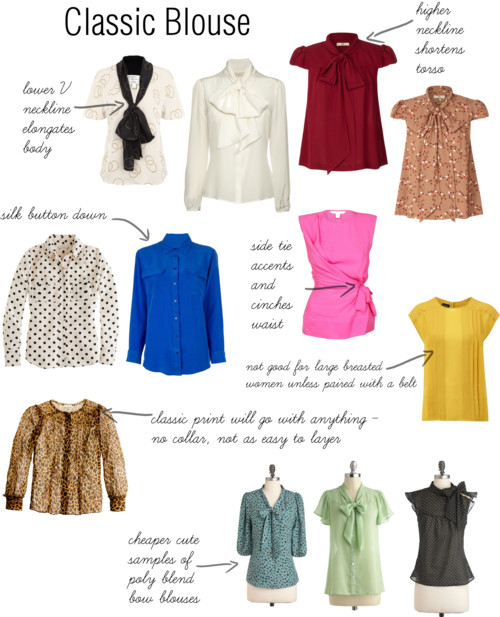 Classic Blouse every woman should own