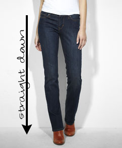 How to choose the right jeans over 40